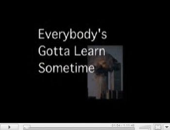 Everybody's Gotta Learn Sometime — Karel Donk